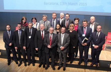 I partecipanti al convegno EMA – European Metropolitan Authorities