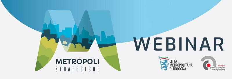Webinar - Conoscere la Città metropolitana di Bologna