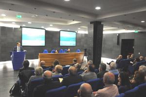Immagine dell'incontro a Calderara